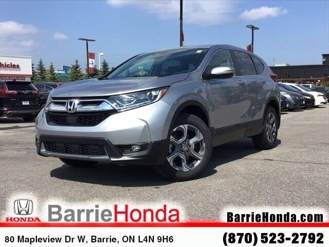 2019 Honda CR-V EX-L (Stk: 191422) in Barrie - Image 1 of 23
