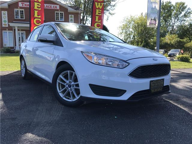 2015 Ford Focus SE (Stk: 5400) in London - Image 1 of 22