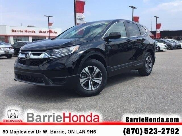 2019 Honda CR-V LX (Stk: 191258) in Barrie - Image 1 of 24