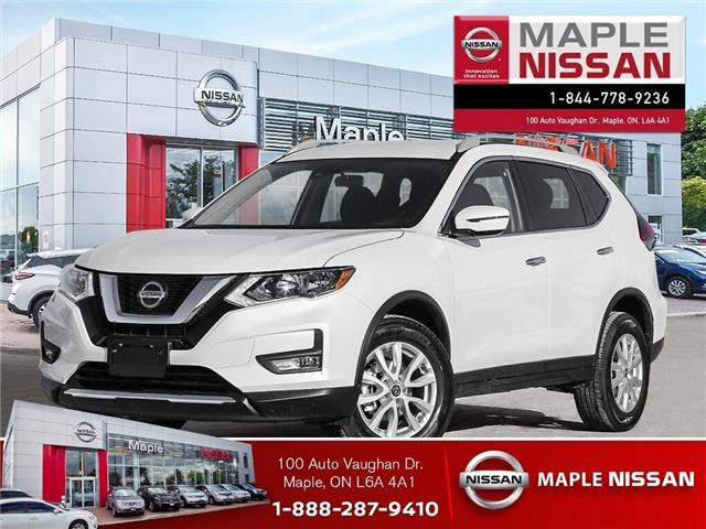 2019 Nissan Rogue AWD, Remote Starter, AppleCarPlay, ++ (Stk: M19R032) in Maple - Image 1 of 22