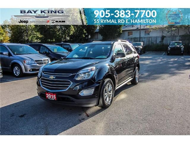 2016 Chevrolet Equinox 1LT (Stk: 6945A) in Hamilton - Image 1 of 22