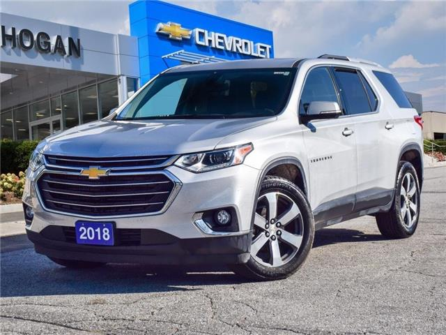 2018 Chevrolet Traverse 3LT (Stk: WN199902) in Scarborough - Image 1 of 27
