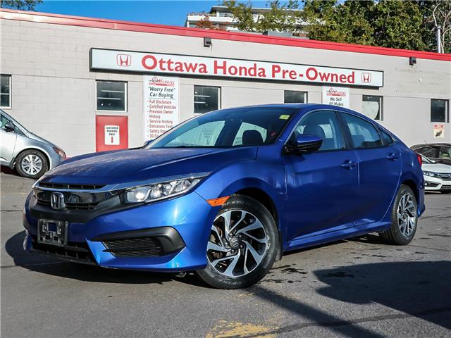 2016 Honda Civic EX (Stk: H7931-0) in Ottawa - Image 1 of 26