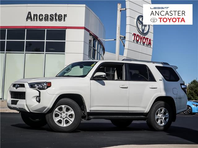 2017 Toyota 4Runner SR5 (Stk: 3888) in Ancaster - Image 1 of 28