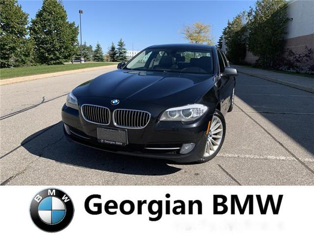 2013 BMW 535i xDrive (Stk: B19282-1) in Barrie - Image 1 of 13