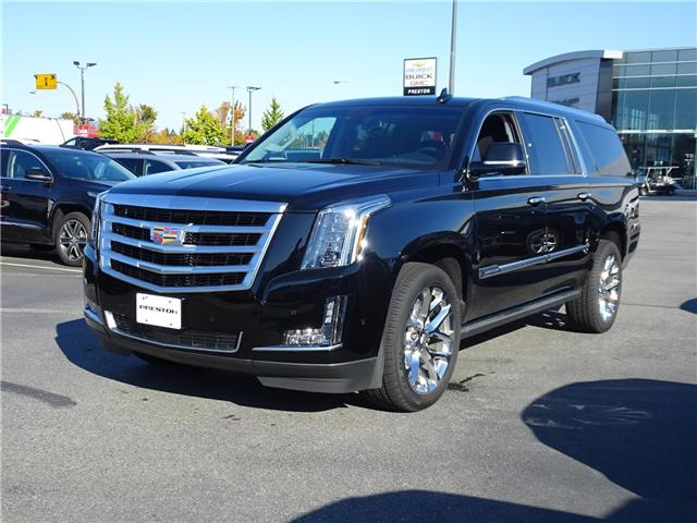 2019 Cadillac Escalade ESV Premium Luxury (Stk: 9003490) in Langley City - Image 1 of 6