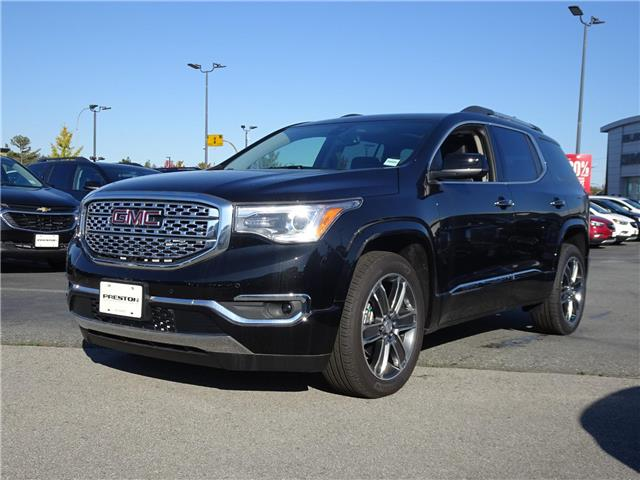 2019 GMC Acadia Denali (Stk: 9006790) in Langley City - Image 1 of 6