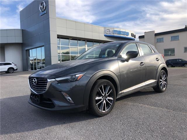 2018 Mazda CX-3 GT (Stk: 19C094A) in Kingston - Image 1 of 16