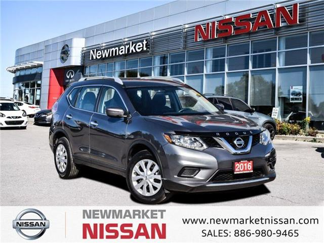 2016 Nissan Rogue S (Stk: UN1020) in Newmarket - Image 1 of 23