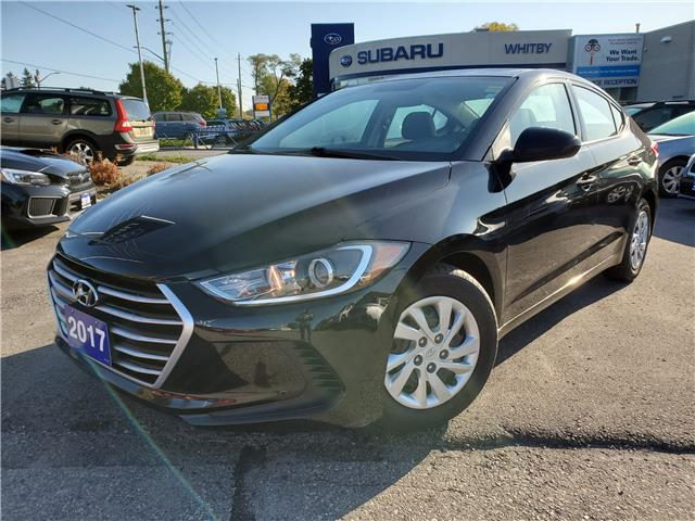 2017 Hyundai Elantra LE (Stk: 19S1123A) in Whitby - Image 1 of 22