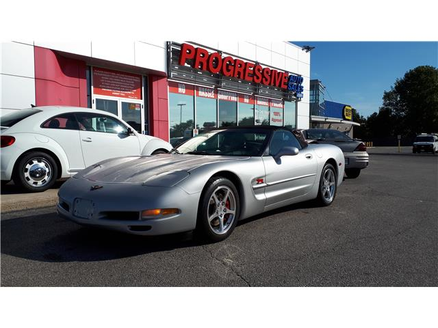 2000 Chevrolet Corvette Base (Stk: Y5126424T) in Sarnia - Image 1 of 10