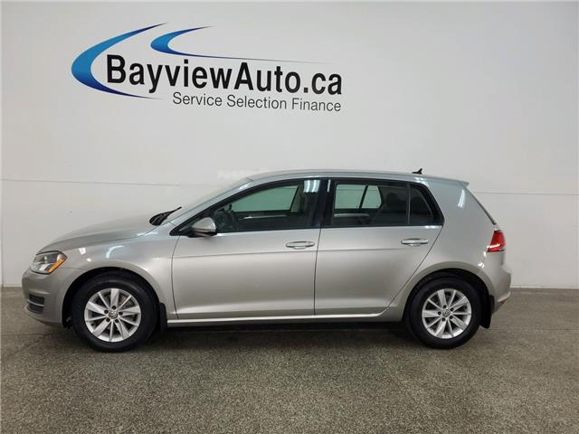 2015 Volkswagen Golf 1.8 TSI Trendline (Stk: 35590W) in Belleville - Image 1 of 22