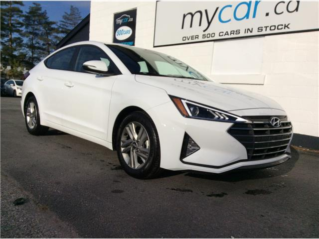 2020 Hyundai Elantra Preferred (Stk: 191581) in Kingston - Image 1 of 20