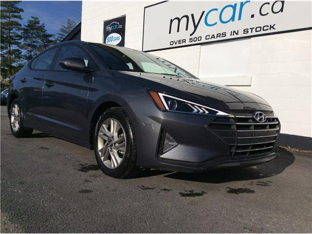 2020 Hyundai Elantra Preferred (Stk: 191580) in Kingston - Image 1 of 20
