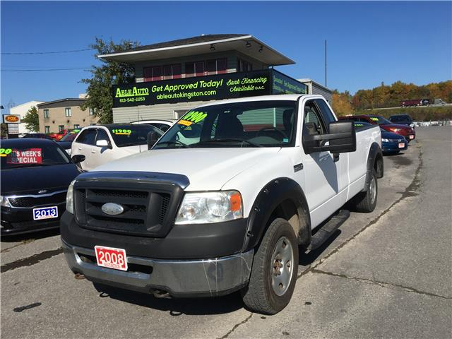 2008 Ford F-150 XL (Stk: 2575) in Kingston - Image 1 of 10