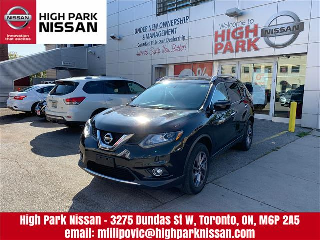 2016 Nissan Rogue SL Premium (Stk: U1656) in Toronto - Image 1 of 22
