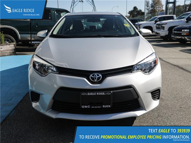 2015 Toyota Corolla LE (Stk: 159084) in Coquitlam - Image 2 of 13