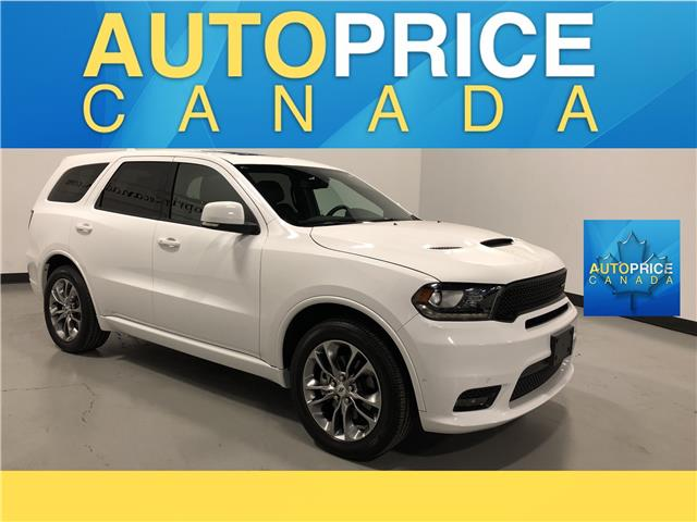 2019 Dodge Durango R/T (Stk: D0518) in Mississauga - Image 1 of 26