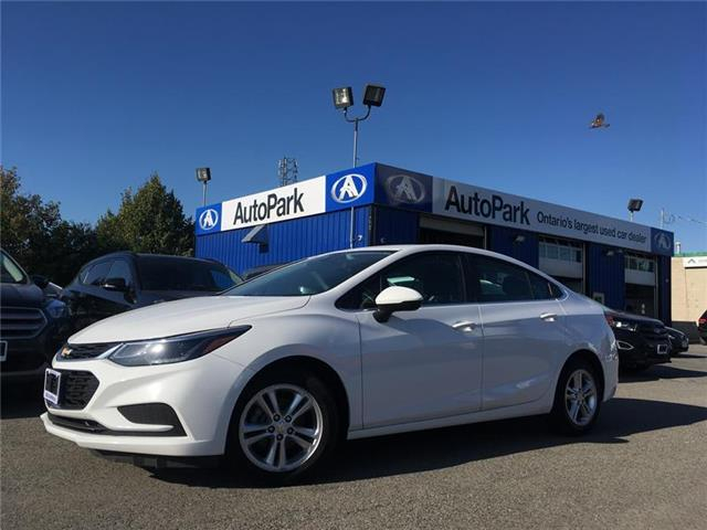 2018 Chevrolet Cruze LT Auto (Stk: 18-14378R) in Georgetown - Image 1 of 22