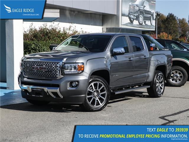 2020 GMC Canyon Denali (Stk: 08007A) in Coquitlam - Image 1 of 17