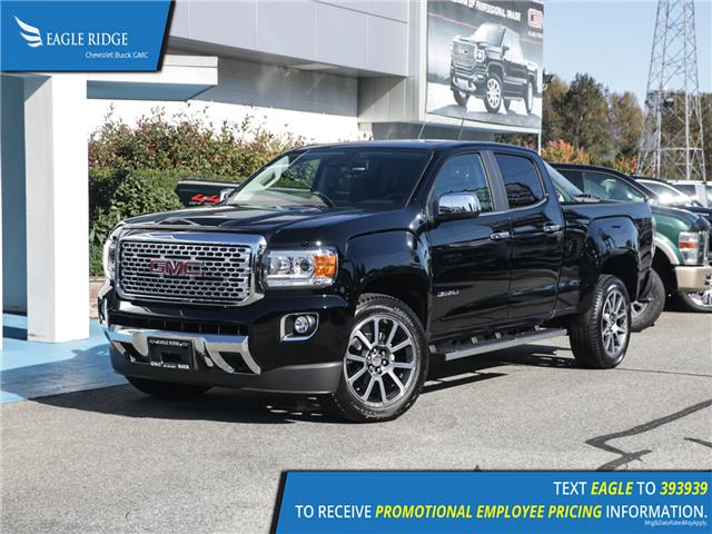 2020 GMC Canyon Denali (Stk: 09008A) in Coquitlam - Image 1 of 17