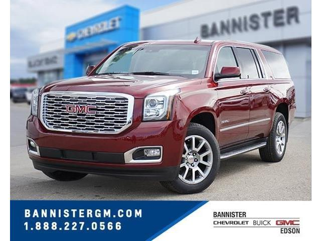 2020 GMC Yukon XL Denali (Stk: 20-005) in Edson - Image 1 of 23