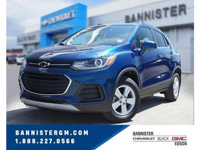 2019 Chevrolet Trax LT (Stk: 19-285) in Edson - Image 1 of 17