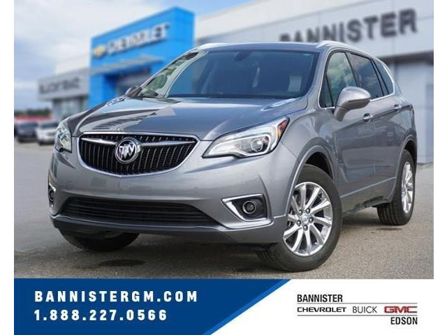 2019 Buick Envision Essence (Stk: 19-058) in Edson - Image 1 of 9
