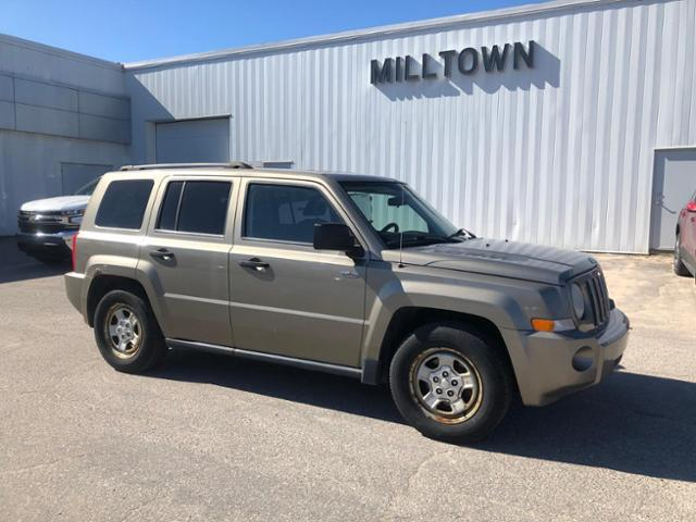 2008 Jeep Patriot Sport/North (Stk: 22916E) in Blind River - Image 1 of 6