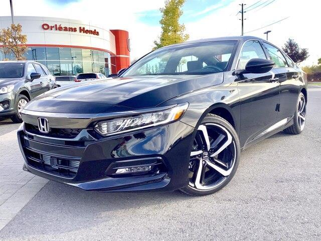 2020 Honda Accord Sport 1.5T (Stk: 200041) in Orléans - Image 1 of 22