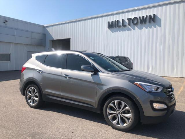 2014 Hyundai Santa Fe Sport  (Stk: 24186B) in Blind River - Image 1 of 8