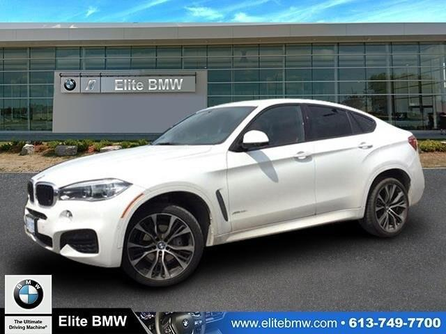 2019 BMW X6 xDrive35i (Stk: 12900) in Gloucester - Image 1 of 1
