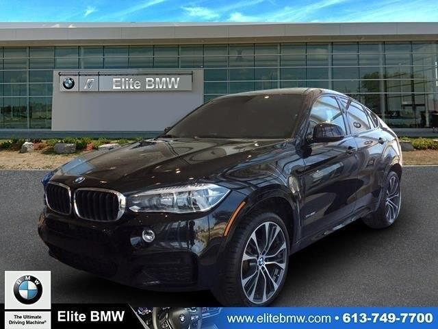 2019 BMW X6 xDrive35i (Stk: 12696) in Gloucester - Image 1 of 1