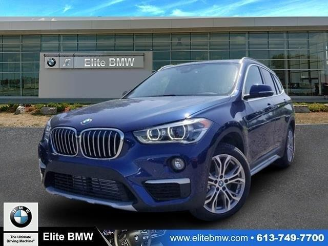 2019 BMW X1 xDrive28i (Stk: 12947) in Gloucester - Image 1 of 1