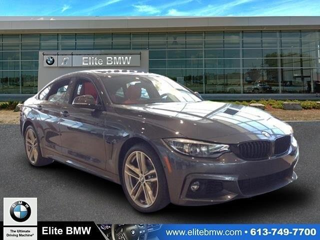 2019 BMW 440i xDrive Gran Coupe (Stk: 12589) in Gloucester - Image 1 of 1