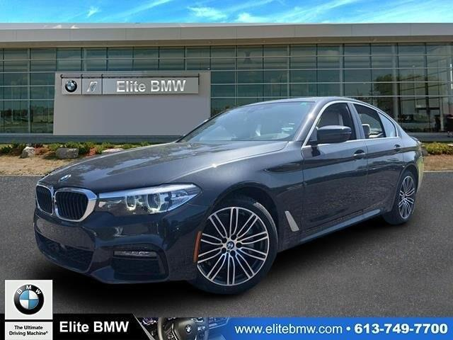 2019 BMW 530i xDrive (Stk: 12902) in Gloucester - Image 1 of 1