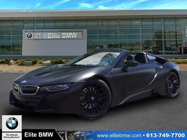 2019 BMW i8 Base (Stk: 12461) in Gloucester - Image 1 of 1