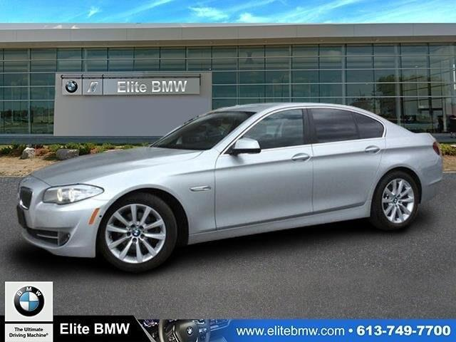 2013 BMW 528i xDrive (Stk: 12539A) in Gloucester - Image 1 of 23