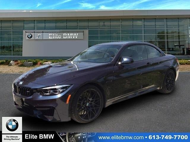2019 BMW M4 Base (Stk: 12687) in Gloucester - Image 1 of 1