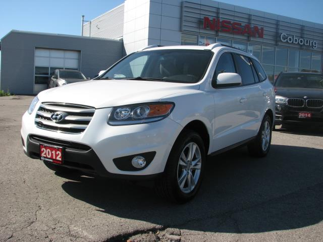 2012 Hyundai Santa Fe GL 2.4 Premium (Stk: CKC750841A) in Cobourg - Image 1 of 27