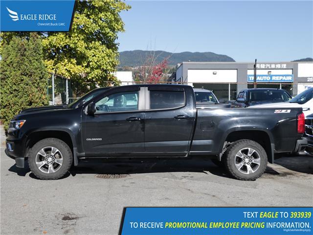 2015 Chevrolet Colorado Z71 (Stk: 156071) in Coquitlam - Image 2 of 4
