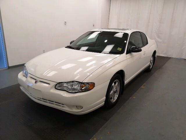 2005 Chevrolet Monte Carlo LS 2G1WW12E059353836 30055 in Lethbridge
