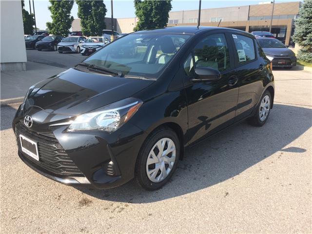 2019 Toyota Yaris SE (Stk: 94440) in Barrie - Image 1 of 15