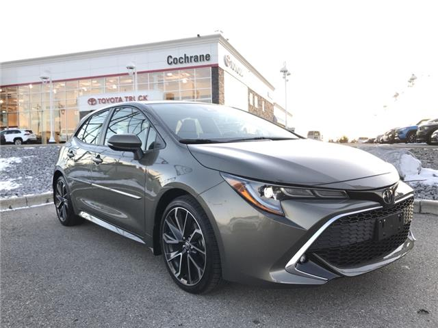 2019 Toyota Corolla Hatchback Base JTNK4RBEXK3002037 2955 in Cochrane
