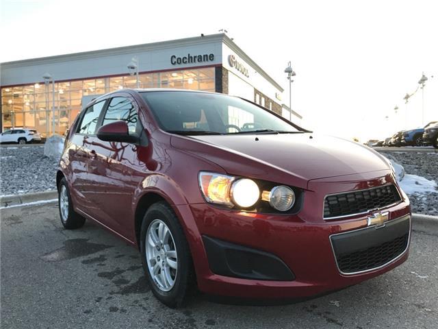 2012 Chevrolet Sonic LS (Stk: 190245A) in Cochrane - Image 1 of 13
