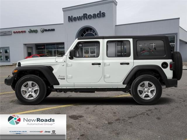 2020 Jeep Wrangler Unlimited Sahara (Stk: W19496) in Newmarket - Image 1 of 1