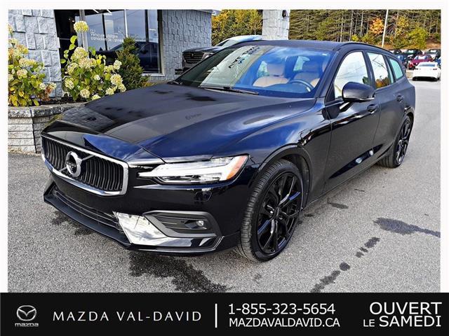 2019 Volvo V60 T6 Momentum (Stk: B1589) in Val-David - Image 1 of 26