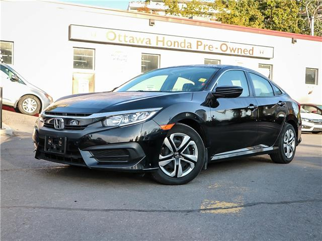 2016 Honda Civic LX (Stk: H7939-0) in Ottawa - Image 1 of 26