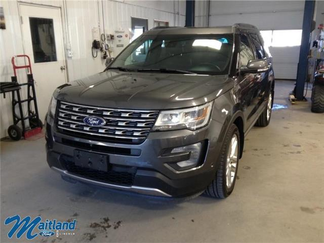 2017 Ford Explorer Limited (Stk: 94023) in Sault Ste. Marie - Image 1 of 30