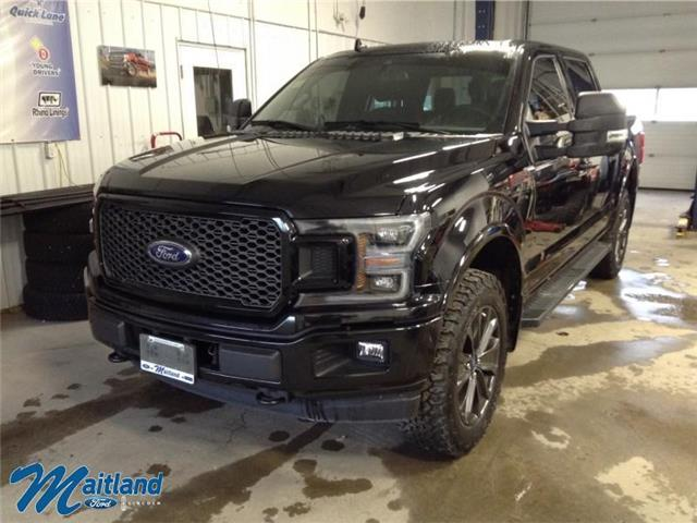 2018 Ford F-150 Lariat (Stk: 94024) in Sault Ste. Marie - Image 1 of 30